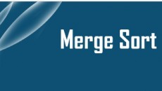 "The Merge Sort algorithm closely follows the Divide and Conquer paradigm (pattern) so before moving on merge sort let us see Divide and Conquer Approach. ""The Divide and Conquer Approach"" We have wide range of algorithm. For insertion sort, we used an incremental approach and one can use ""Divide and Conquer"" approach to design an algorithm to sort  whose running time in worst case is much less than the worst case of  insertion sort. The Advantage of divide and conquer algorithm is that you can decide running time easily. There are many algorithms which are recursive in structure  to solve..."