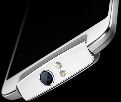OPPO N1 World's First SmartPhone with Rotating Camera