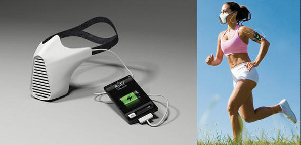 Charge Your Phone With Your Own Breath -AIRE