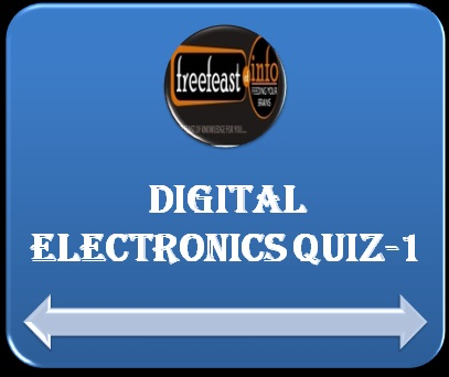 Digital Electronics Quiz
