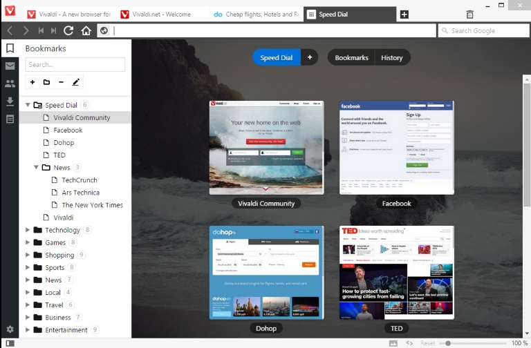 Vivaldi Web Browser1