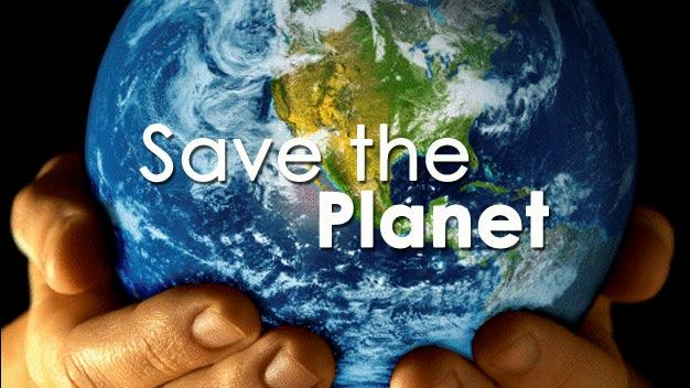 Ride - Save the Planet