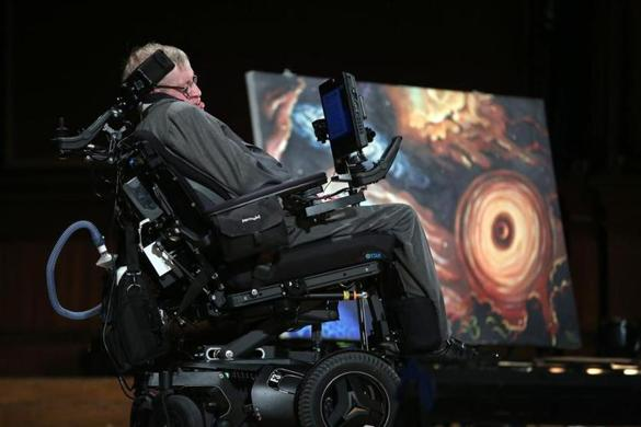 Black holes could be a gateway to another universe Stephen Hawking 2