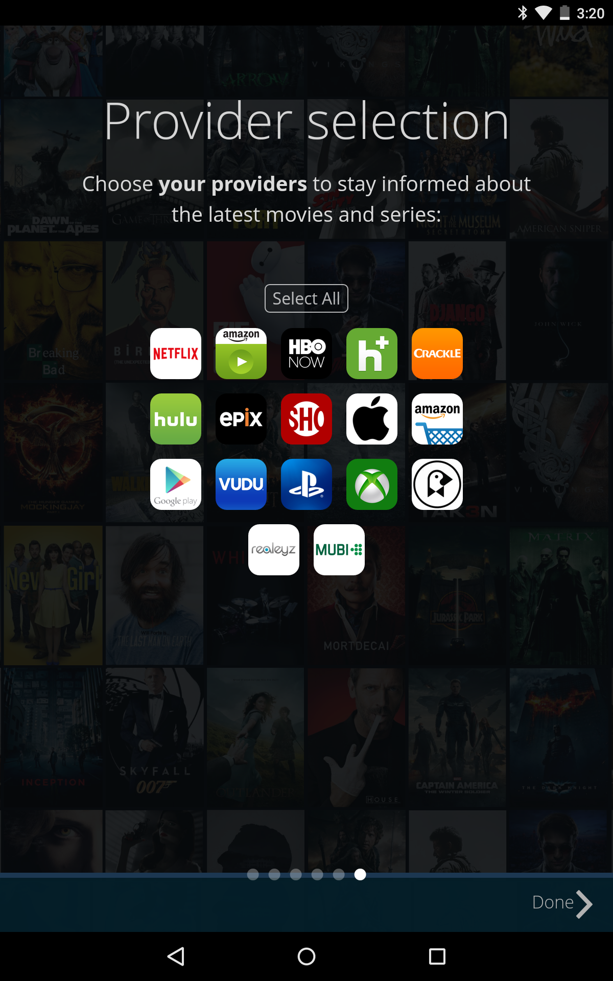 Justwatch, an app for entertainment seekers 3