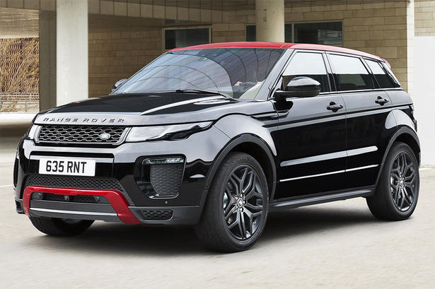 Land Rover is introducing an exclusive 'Ember' edition 2