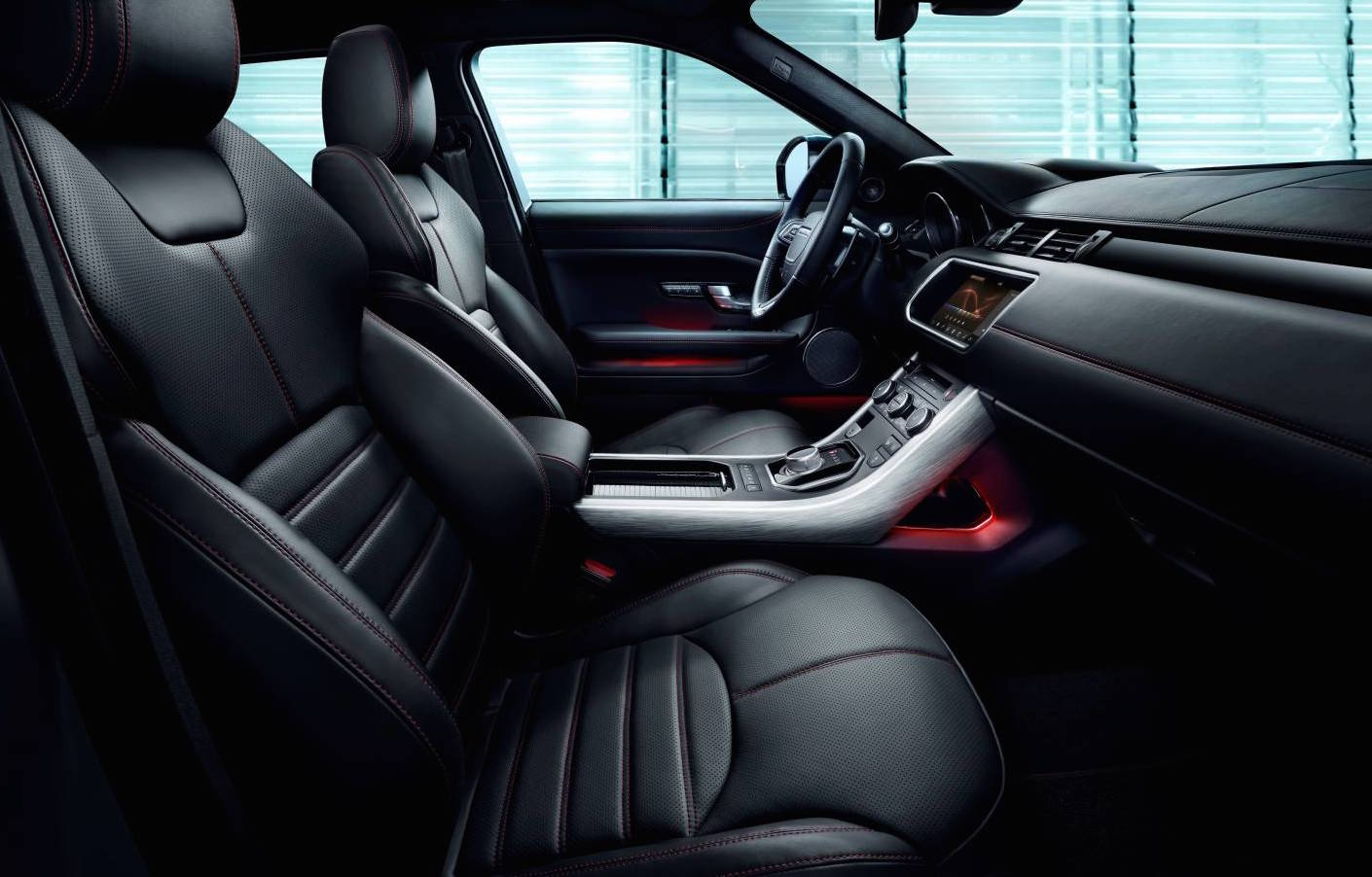 Land Rover is introducing an exclusive 'Ember' edition 3