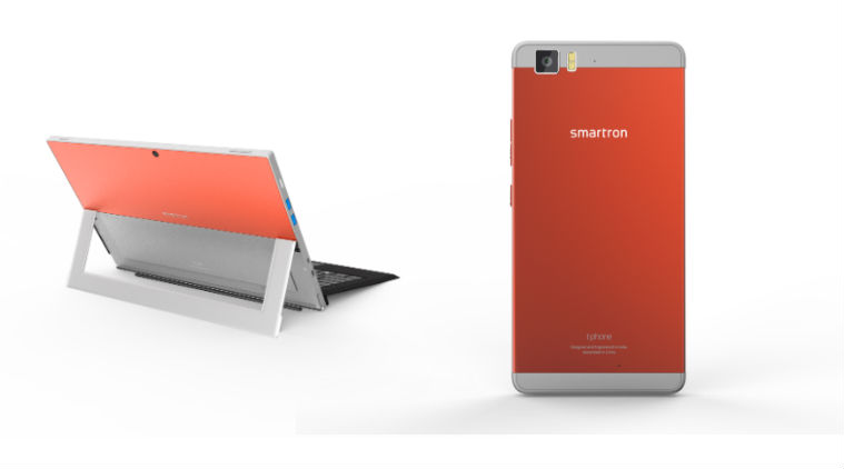 New Smartron with 2-in-1 notebook, smartphone 3