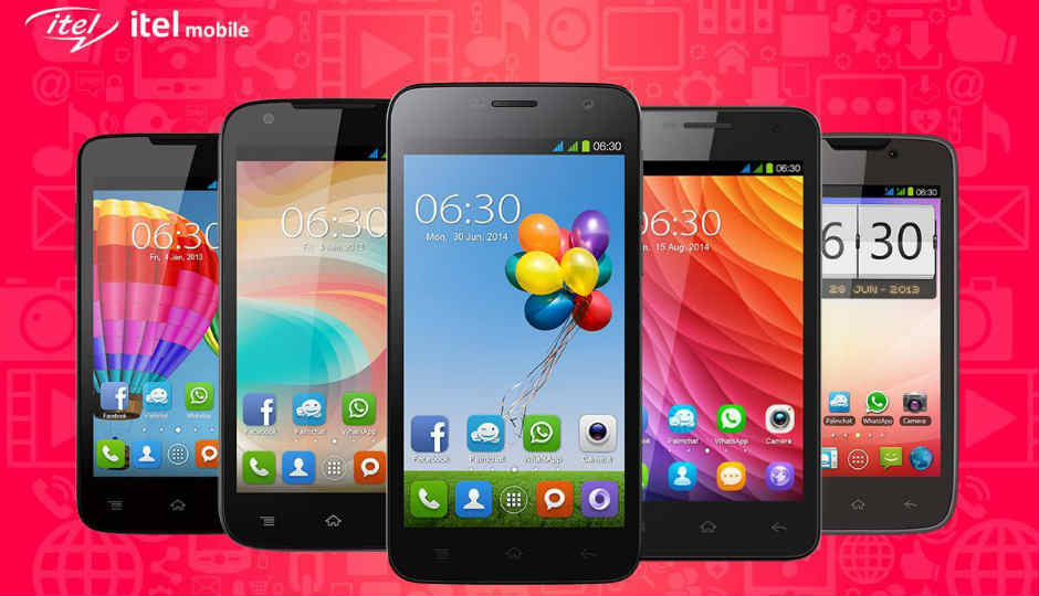 Itel India introduces mobile phones starting at just Rs 839