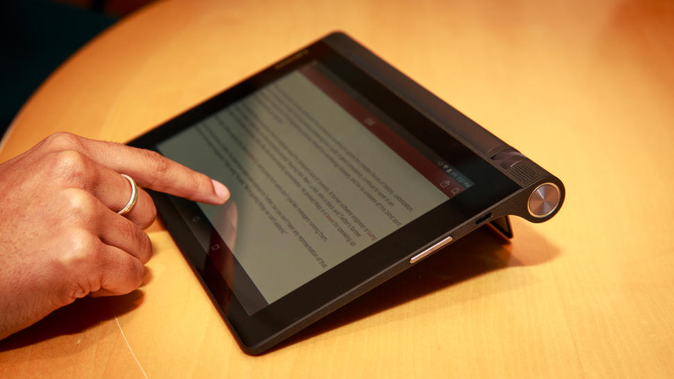 Reading from the Tablet and laptop may change our thinking process2