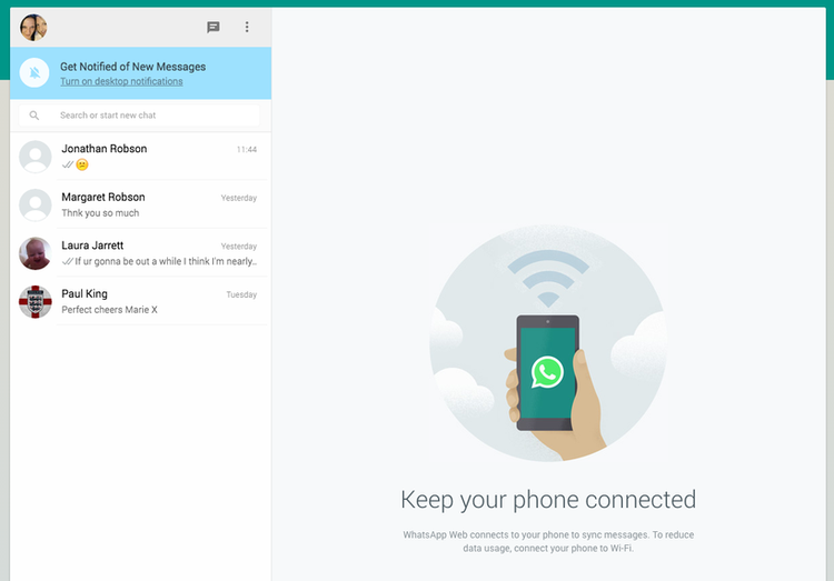 WhatsApp might be developing app for desktop1