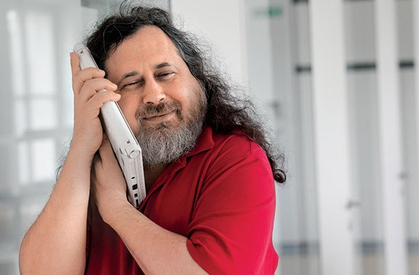 Richard Stallman Famous IT Personalities1