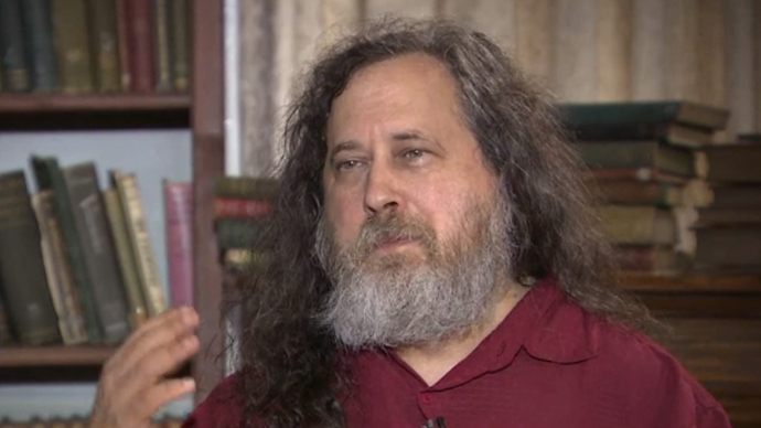 Richard Stallman Famous IT Personalities2
