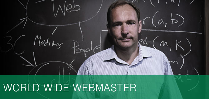 Tim Berners-Lee, the founder of World Wide Web2