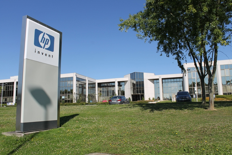 Unknown facts and brief history of HP's official business office1