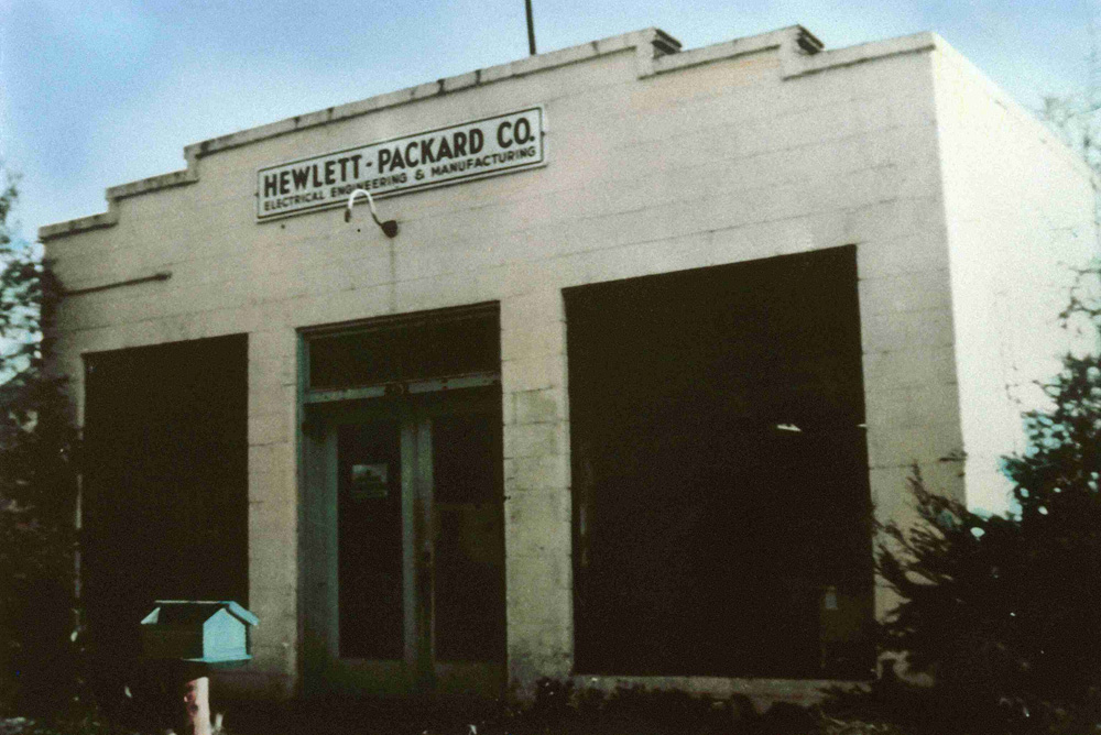 Unknown facts and brief history of HP's official business office4