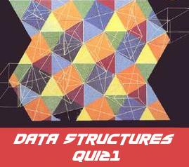 Data Structures and Algorithms QUIZ-1