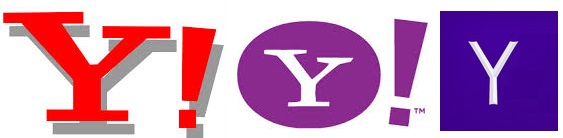 Y! new Logo