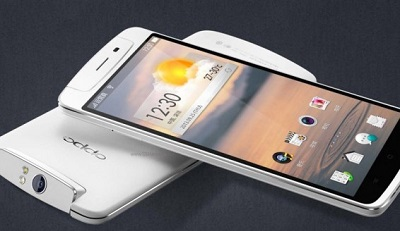 OPPO N1- World's First SmartPhone with Rotating Camera