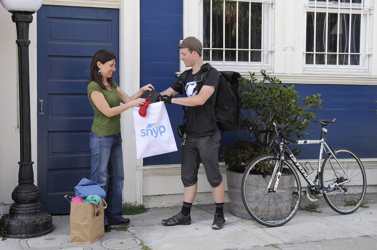 Shyp delivery