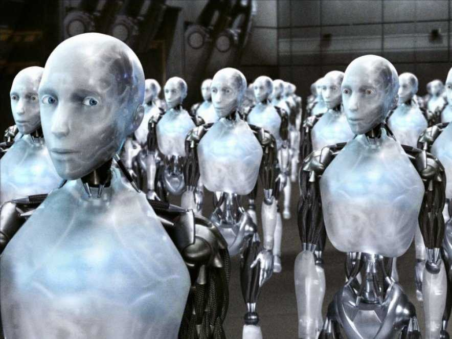 Humans can be terminated by robots and viruses in next five years