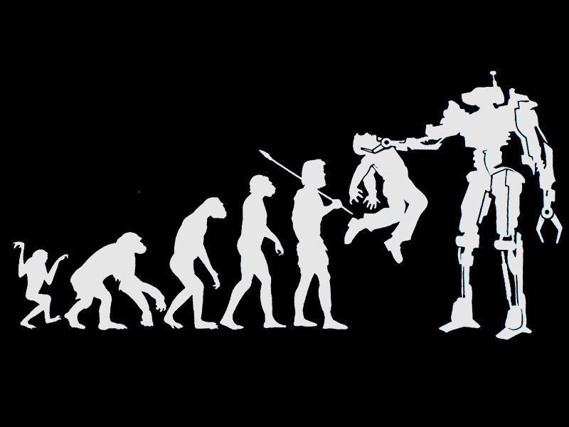 Humans can be terminated by robots and viruses in next five years2