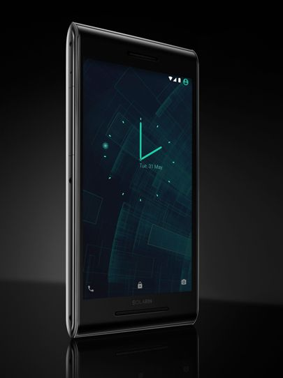 Is this the World's most secure Smartphone4