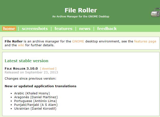 File Roller